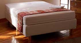 Colchón con Sommier  NaturalFoam 17 cm 1,40 x 1,90 x 59