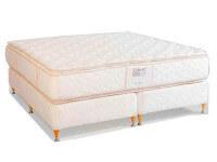 Colchón con Sommier  Sleep Art 1000 1,40 x 1,90 x 66