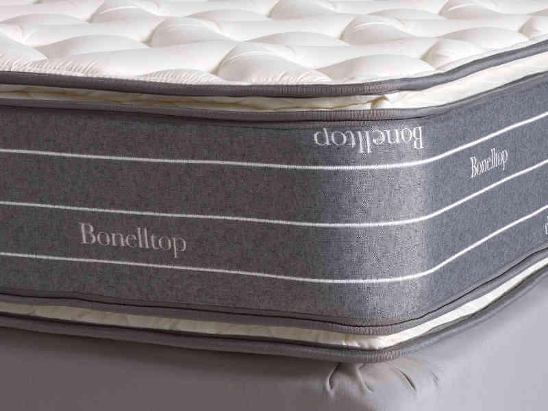 Colchón con Sommier  BonellTop 0,80 x 1,90 x 63