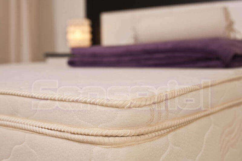 Pillow Top de Espuma Viscoelástica 0,80 x 1,90 x 05