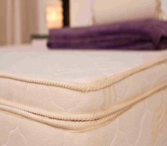 Pillow Top de Espuma Viscoelástica 0,80 x 1,90 x 10