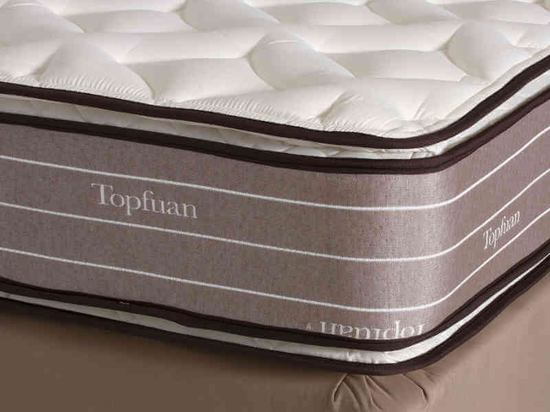 Colchón  TopFuan 0,80 x 1,90 x 28